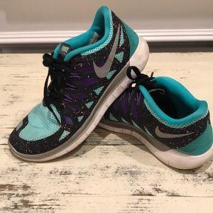 Women Nike free 5.0